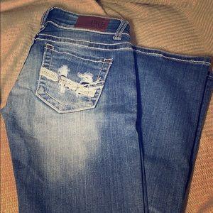 BKE Stella Boot Stretch denim jeans